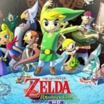 The Legend of Zelda The Wind Waker, gamepare