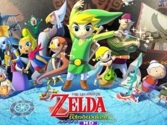 The Legend of Zelda The Wind Waker, gamepare