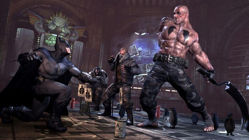 Batman Arkham Origins_screen4