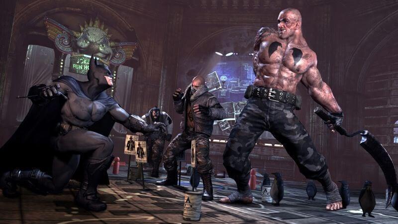 Batman Arkham Origins_screen4