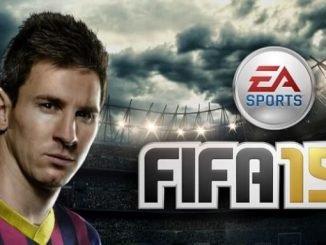 Fifa15,gamepare