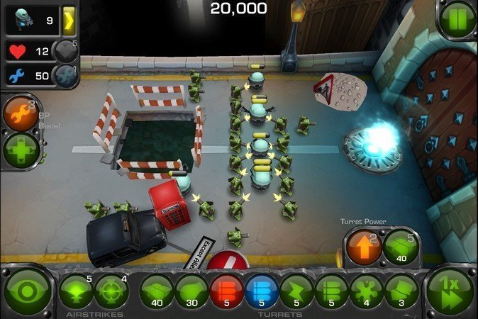 CommandoJack-Gamepare