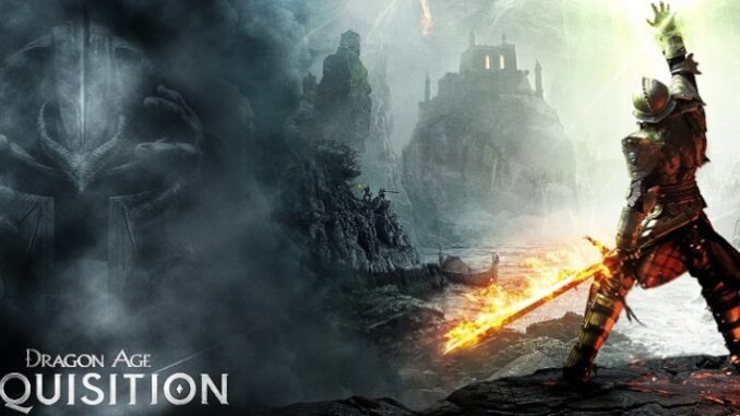 DragonAge Inquisition, gamepare