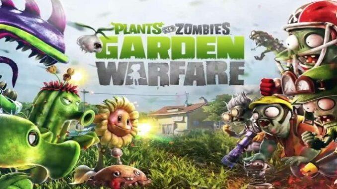 Piante vs Zombie,gamepare