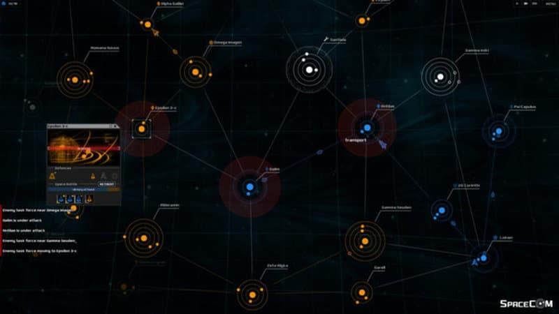 Spacecom-Gamepare