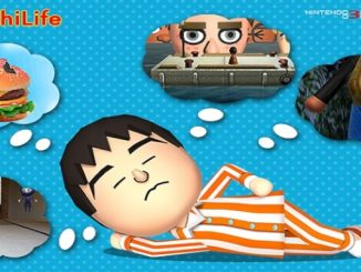 Tomodachi Life, gamepare