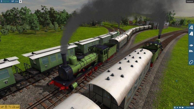 TrainFever-Gamepare