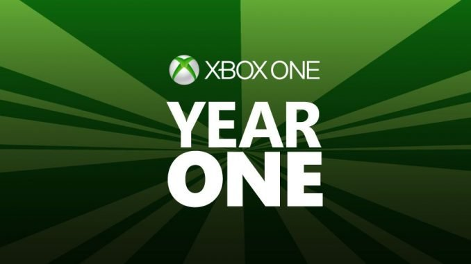 YearOne Gamepare.xbox one gameapre