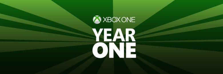 YearOne Gamepare.xbox one gameapre