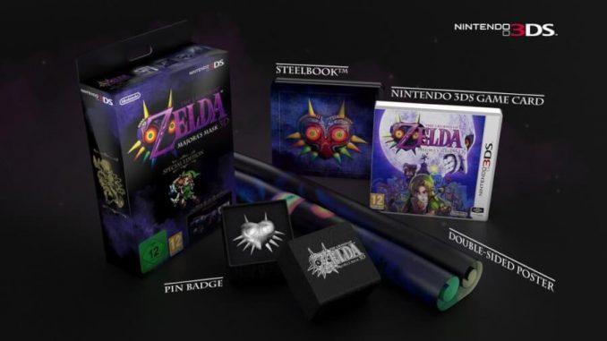 The Legend of Zelda, gamepare
