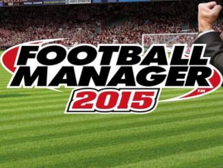 FOOTBALL MANAGER 2015,gamepare
