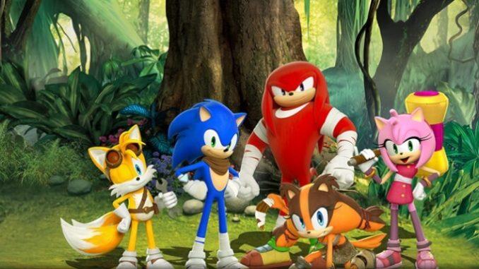 Sonic boom Bug