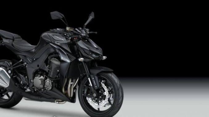 Z1000 Ride
