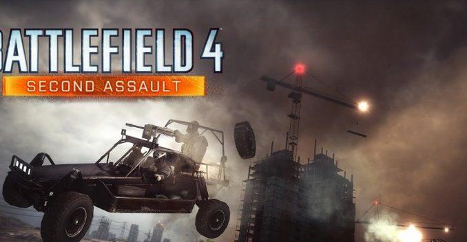 Battlefield 4 gamepare