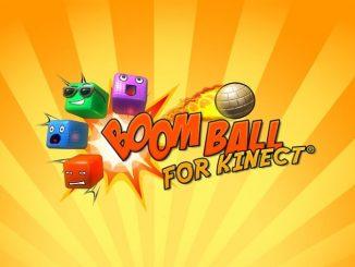 BoomBallForKinect, gamepare