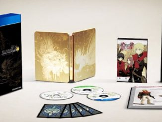 Final Fantasy TYPE-0 HD Collector's Gamepare