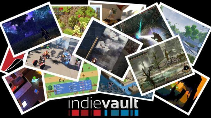 IndieVault Gampare