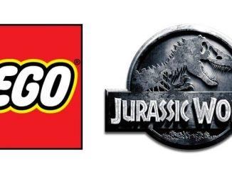 LEGO JurassicWorld gamepare