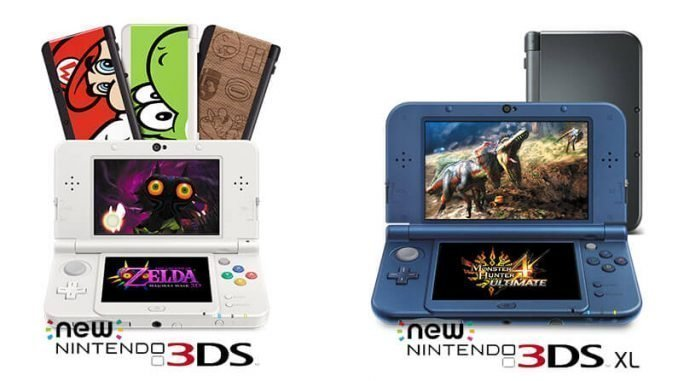 Newnintendo3DS Gamepare
