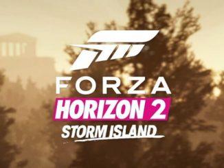 Forza Horizon 2 Storm Island Gamepare