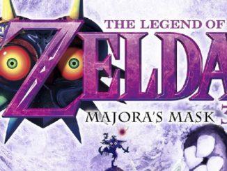 Zelda_Majora's Mask 3DS Gamepare