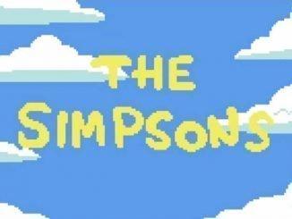 Pixel I Simpson gampare