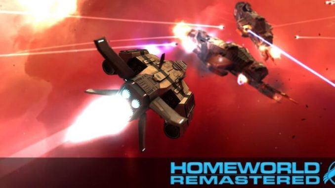 homeworld Gamepare