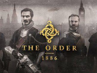 The Order 1886 gamepare
