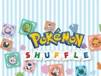 3DS PokemonShuffle Gamepare
