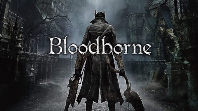 Bloodborne Gamepare