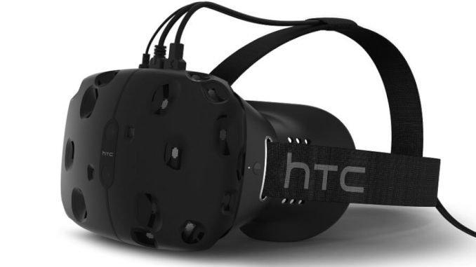 HTC Re Vive Gamepare