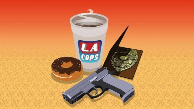 LA Cops Gamepare