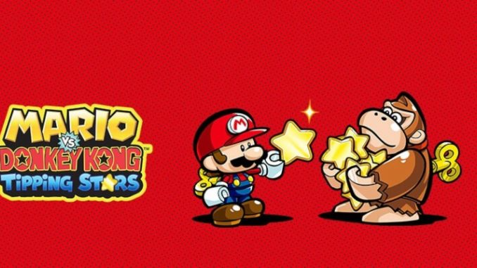 Mario vs Donkey Kong Tipping Star Gamepare