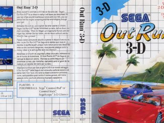 outrun 3d gamepare