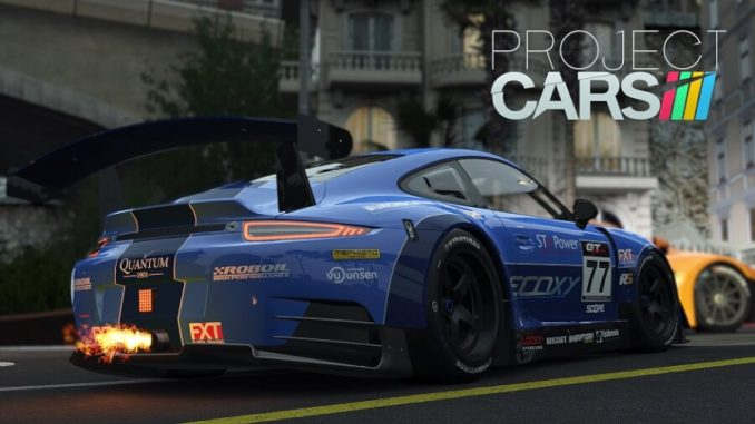 Project Cars Gamepare