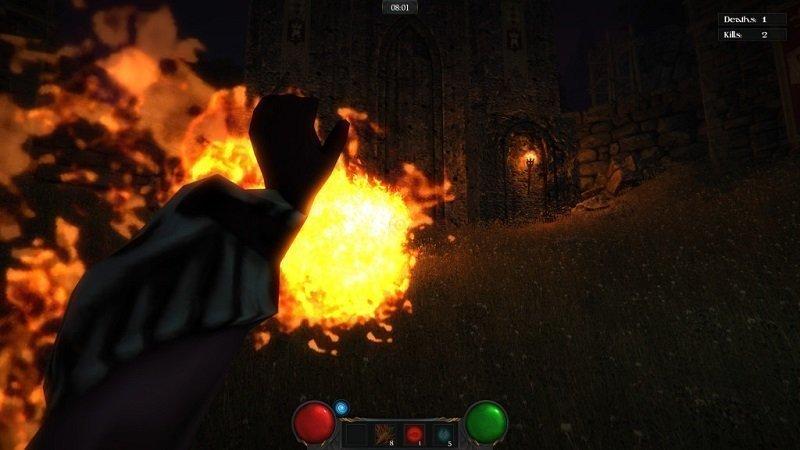 Purgatory War of the Damned_screen4