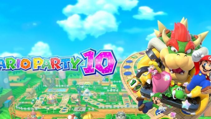 WiiU MarioParty10 Gamepare
