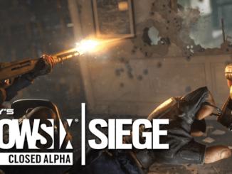 Rainbow Six Siege Closed Alpha Gamepare
