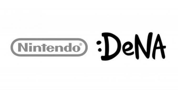 Nintendo e DeNA Gamepare
