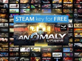 Games for free Anomaly Korea