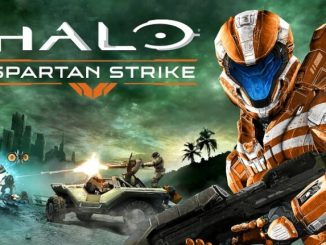 Halo SpartanStrike Gamepare
