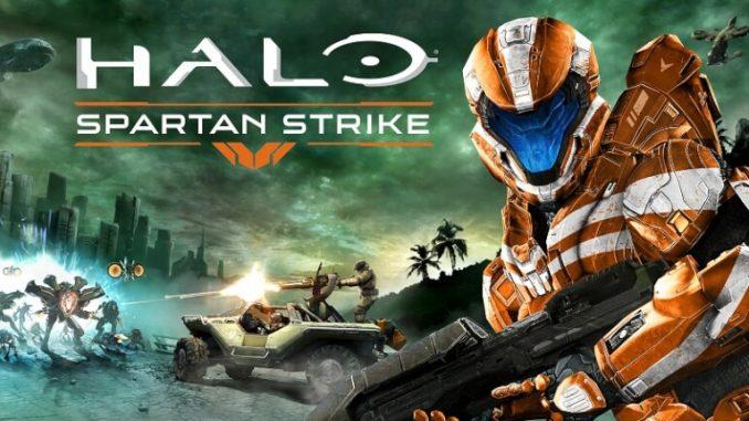 Halo SpartanStrike Gamepare