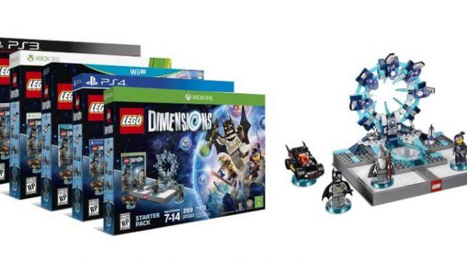 LEGO Dimensions, Gamepare
