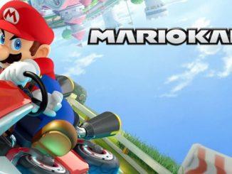 Mario Kart 8 Gamepare