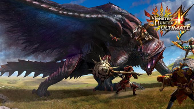 MonsterHunter4 Gamepare