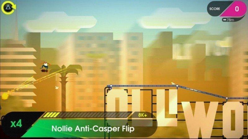 OlliOlli2-Gamepare