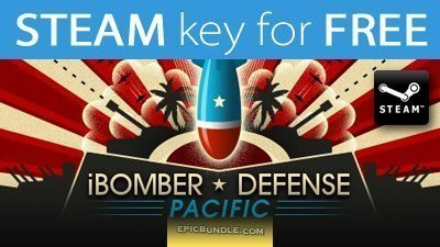 free-steam-game_ibomber-defense_pacific_indie-gala