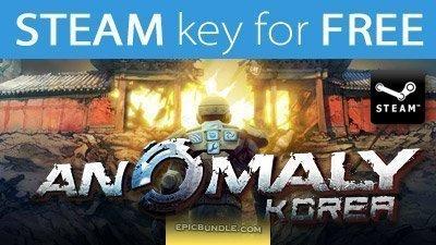 anomaly korean Gamepare