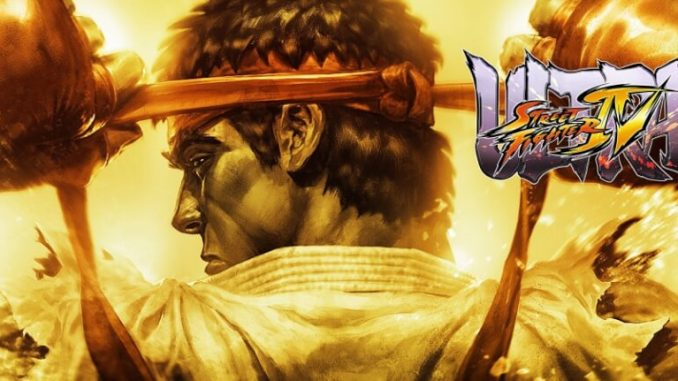 Ultra Street Fighter IV Gamepare