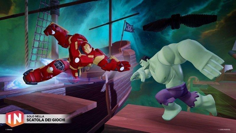 Disney Infinity 3.0_IronHulk